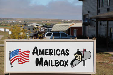 Why use Americas Mailbox to register your vehicle in South Dakota